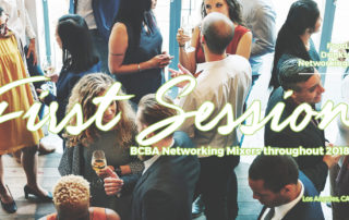 BCBA Networking Mixer - Los Angeles, CA
