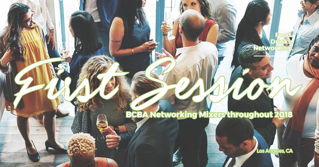 BCBA Networking Mixer - Los Angeles, CA